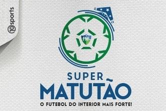 Resultado de imagem para SUPER MATUTÃO/RN  2019